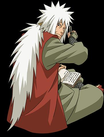 Jiraiya Render Naruto Ol By Maxiuchiha22 On Deviantart