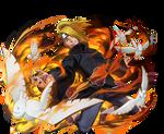 Deidara render [Ultimate Ninja Blazing]
