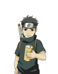 Kid Shisui Uchiha render [Naruto Mobile]