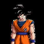 Son Goku render 8 [DB Legends]
