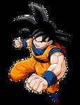 Son Goku render HD [DBZ Kakarot]