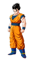 Ultimate Gohan render HD [DBZ Kakarot]