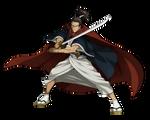 Atomic Samurai render [The Strongest Man]