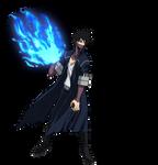 Dabi render [My Hero One's Justice 2]