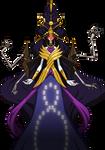 Holy Prediction Princess Tarotrei render [Website]