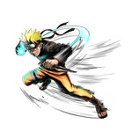 Naruto Uzumaki v2 render 3 [NxB Ninja Tribes]