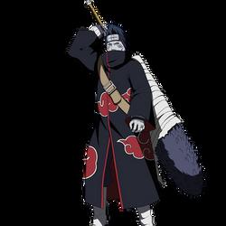 Kisame Hoshigaki render [NxB Ninja Tribes]