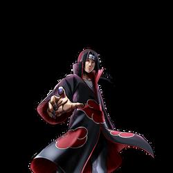 Itachi Uchiha render 3 [NxB Ninja Tribes]