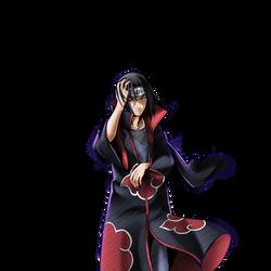 Itachi Uchiha render 2 [NxB Ninja Tribes]