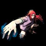 Karin Uzumaki render 2 [NxB Ninja Tribes] by Maxiuchiha22