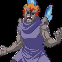 Jugo (Transformed) render [Naruto OL]
