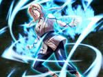 Tsunade Senju (War) card 3 [NxB Ninja Voltage]