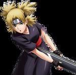 Temari render [NxB Ninja Voltage] by Maxiuchiha22