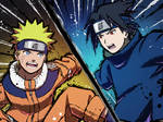 Naruto - Sasuke Wallpaper [NxB Ninja Tribes]