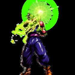 King Piccolo render 2 [DB Legends]