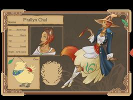 P'rallyn Chal {Crystal Tales} by Rawrs-Bad-Ideas