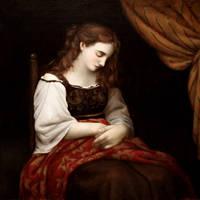 Mary Magdalene by Lasarasu