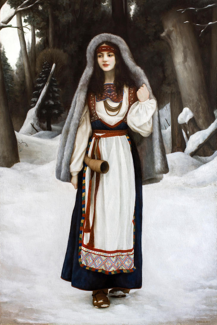 Snegurochka by Lasarasu