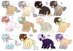3. Cheap adopts - 20 points (OPEN)