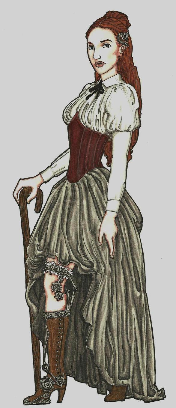 Original Regina by AgarthanGuide