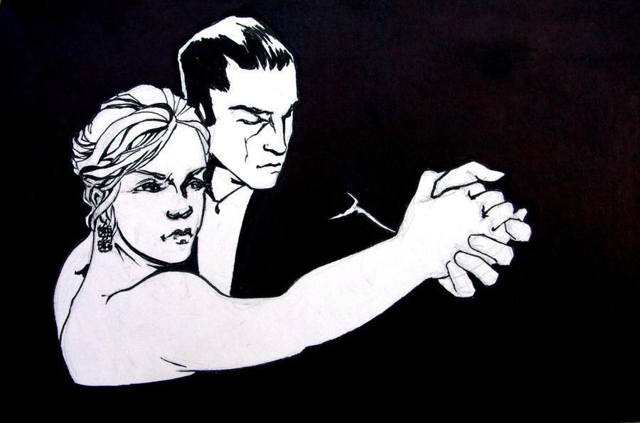 Tango Postcard by AgarthanGuide