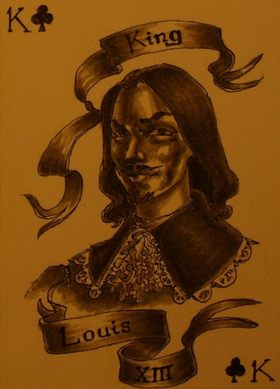 King Louis XIII by AgarthanGuide