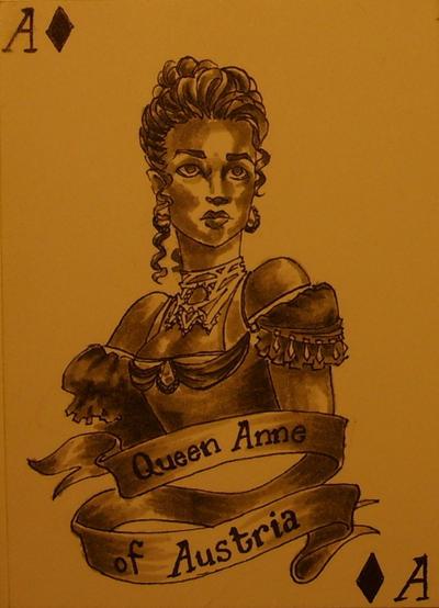 Anne of Austria by AgarthanGuide