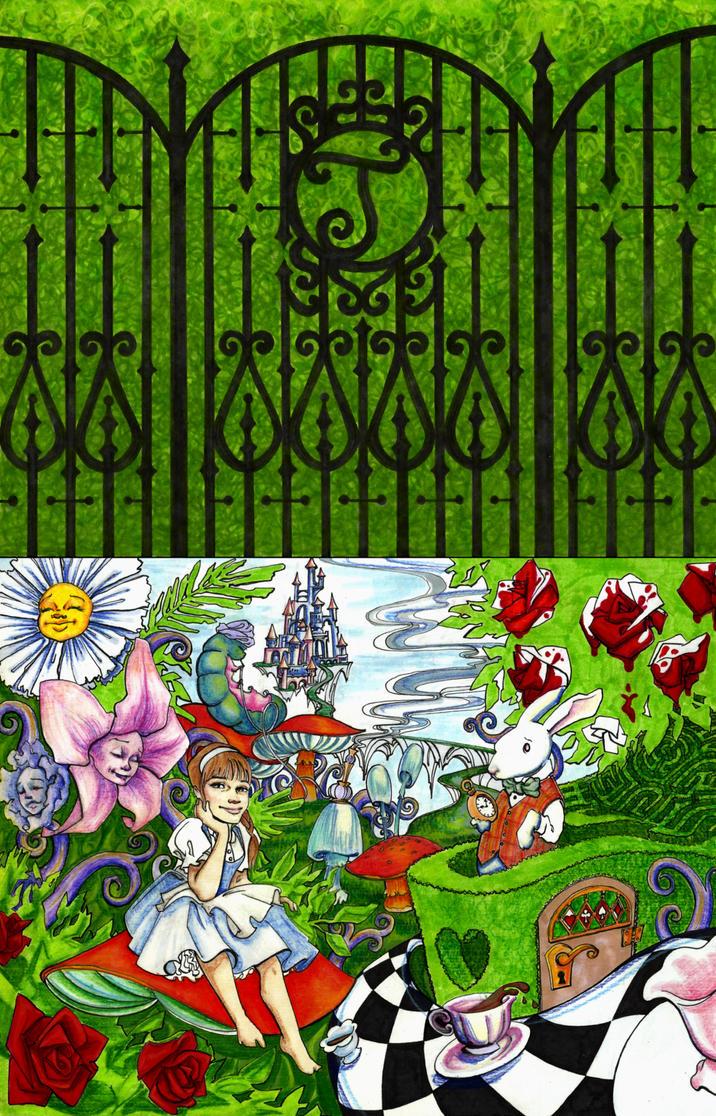 Wonderland by AgarthanGuide