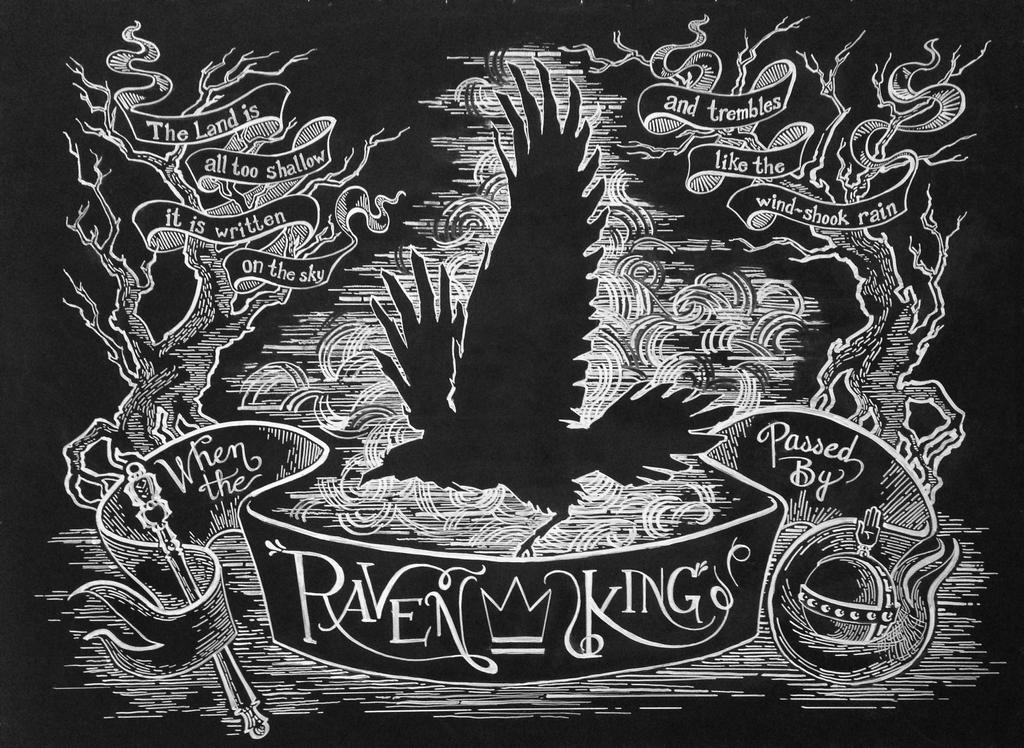 Raven King by AgarthanGuide