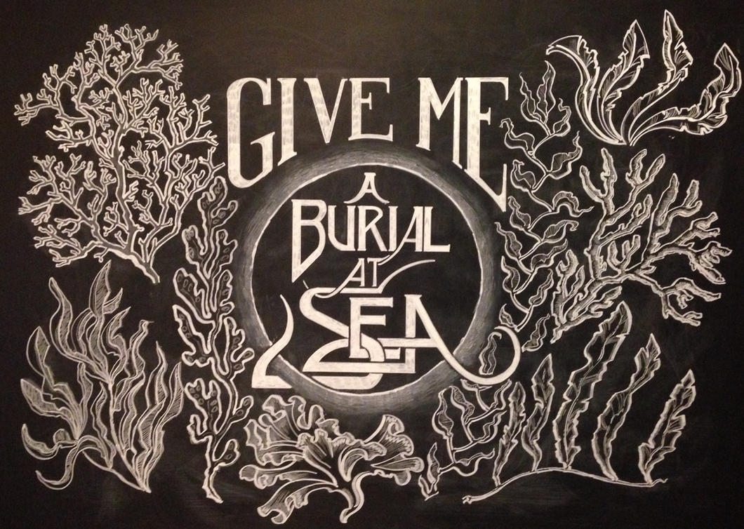 Burial at Sea by AgarthanGuide