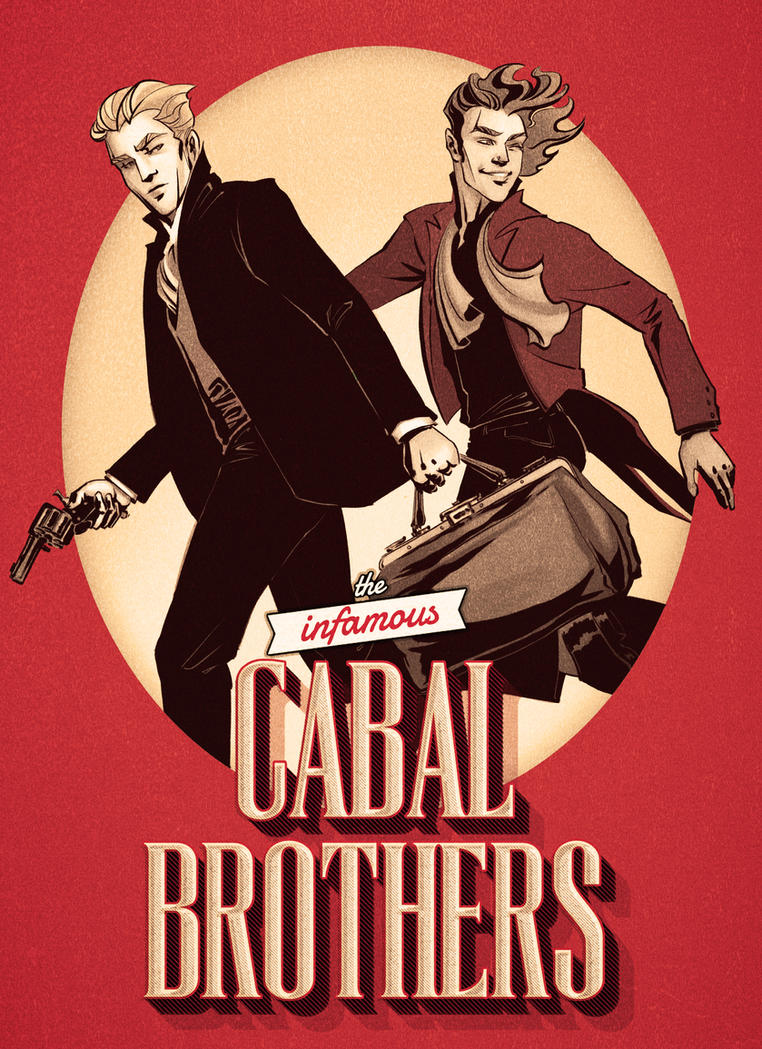 The Infamous Cabal Brothers by AgarthanGuide