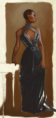 Vivienne after Madame X