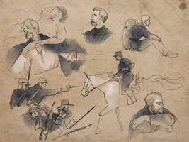 Civil War Sketches