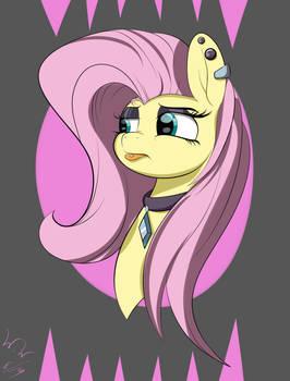 Goth horse (light)