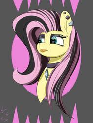 Goth horse