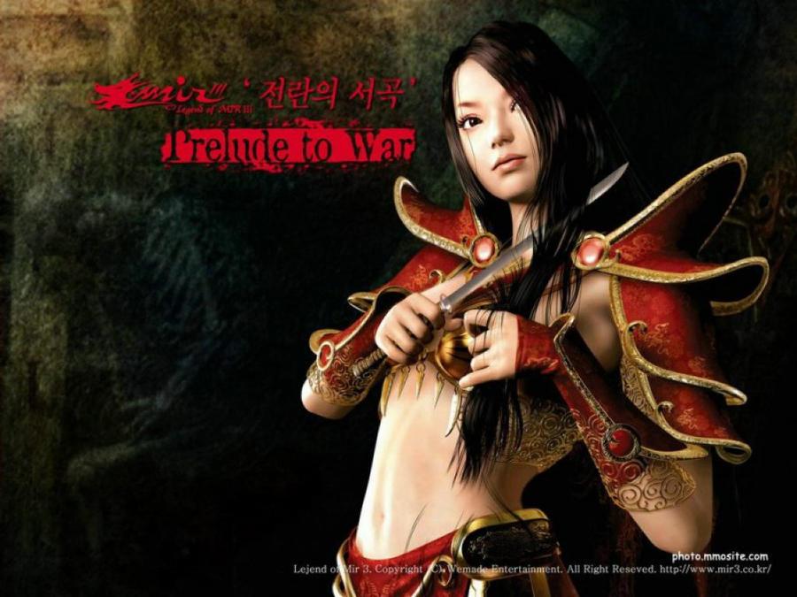 Female Assassin by LegendsOfMir