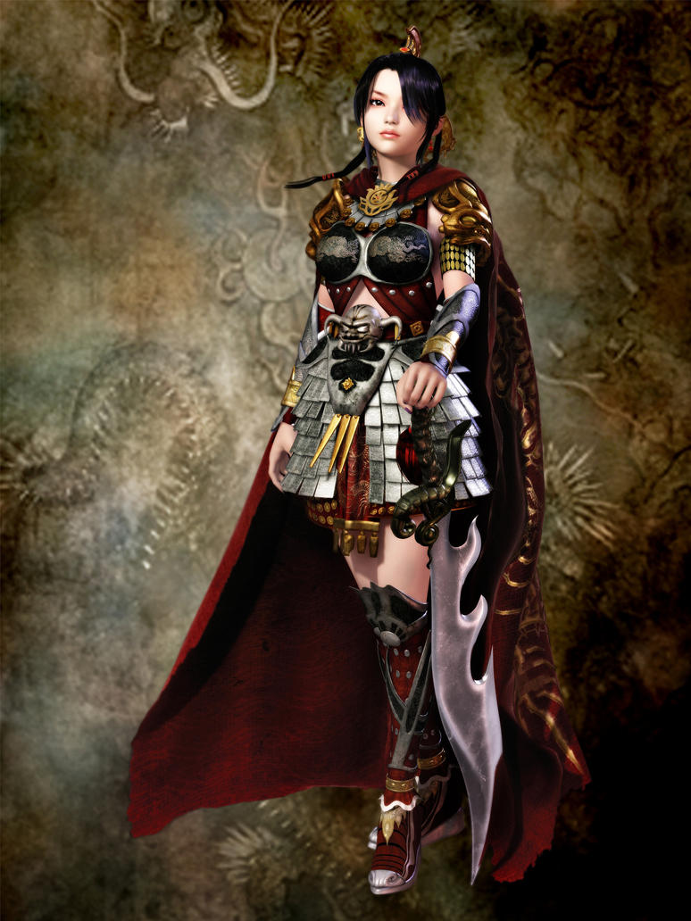 fantasy female assassin   hot girls wallpaper
