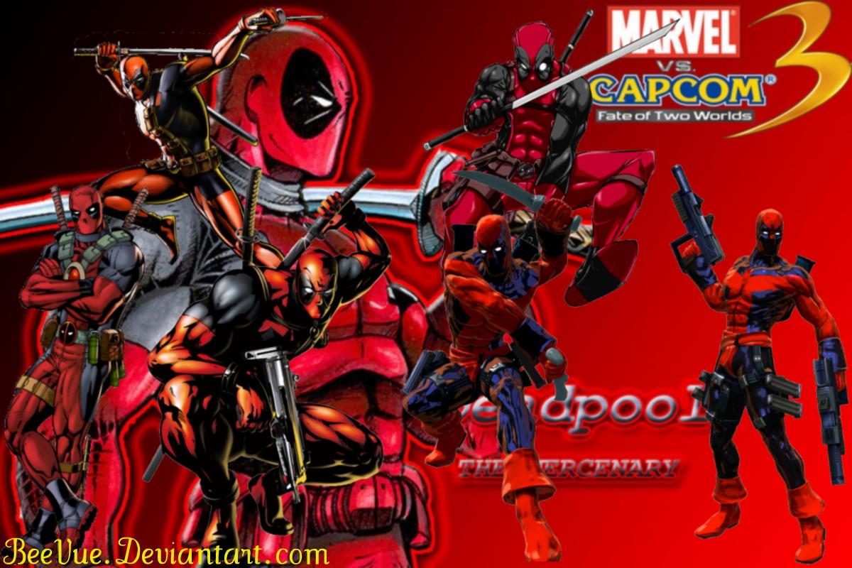 Deadpool Wallpaper By Beevue On Deviantart