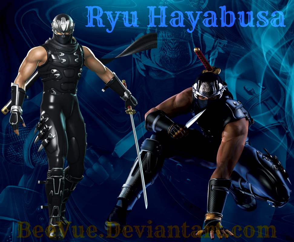 Ryu Hayabusa By BeeVue On DeviantArt