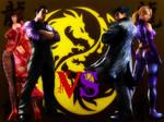 G Corporation VS Mishima Zaibatsu