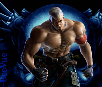 T3 Bryan Fury On Tekken Art Club Deviantart