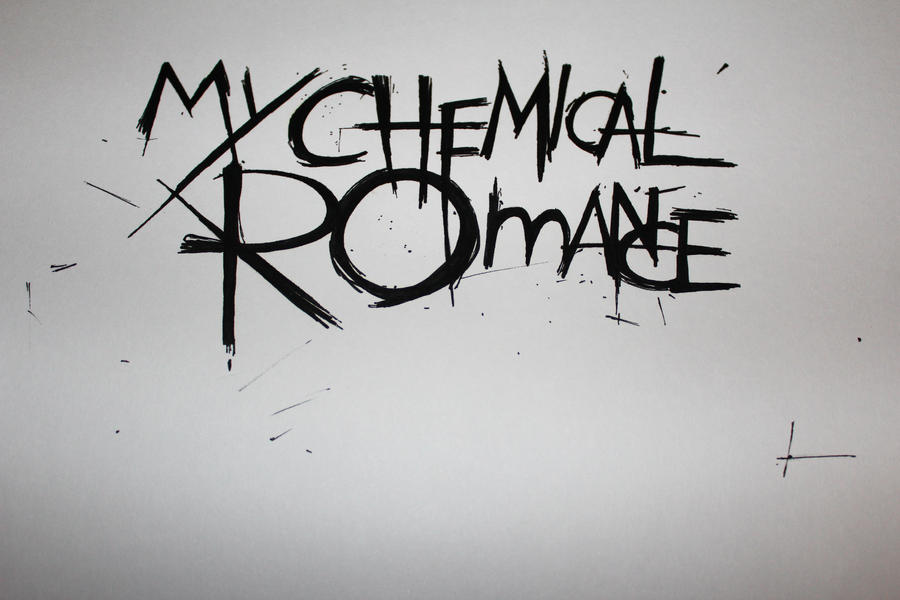 My Chemical Romance The Black Parade Logo By BeforeTheMasquerade