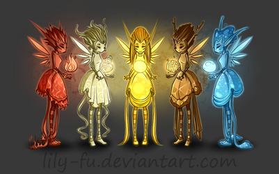 Elemental Fairies