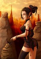 The Scorpion : Scorpio by Lily-Fu