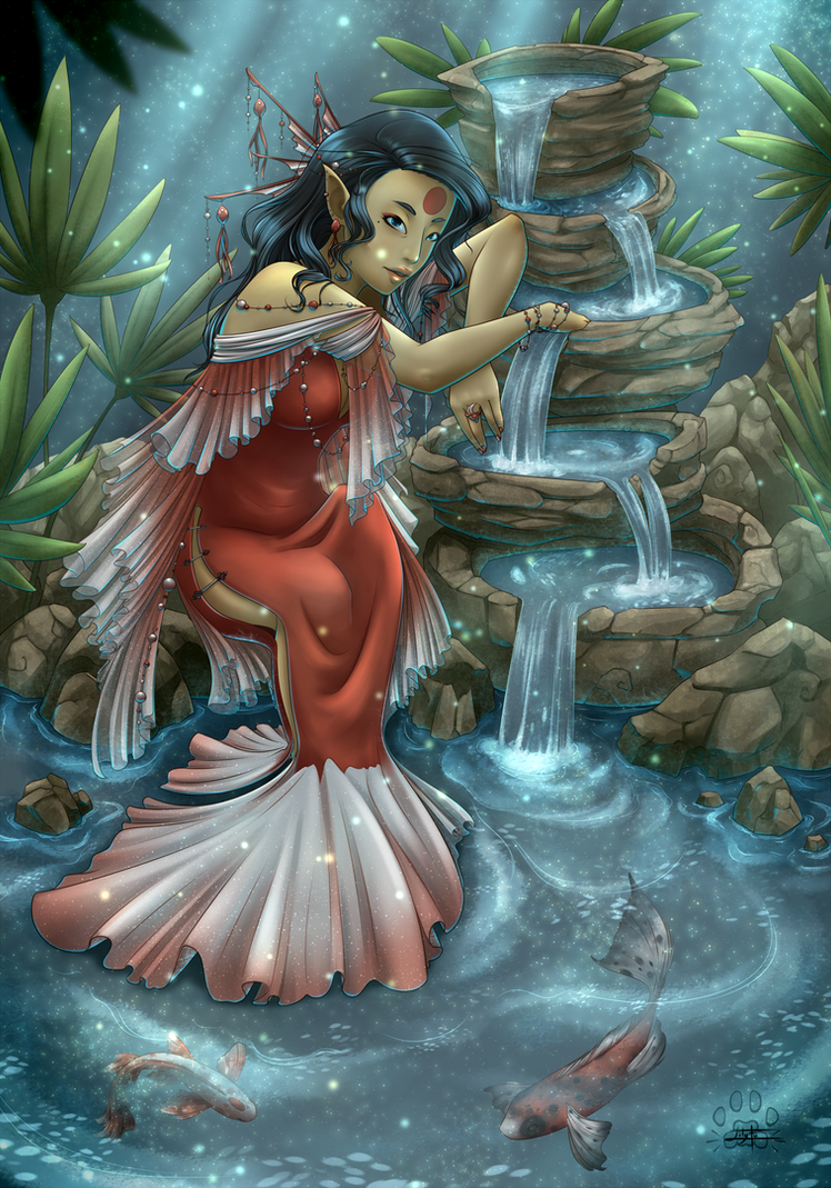 The Fish : Pisces by Lily-Fu