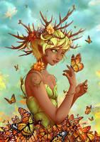 Zodiac Girls : Spring