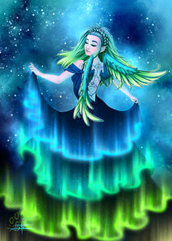 Astral Girls : Borealis