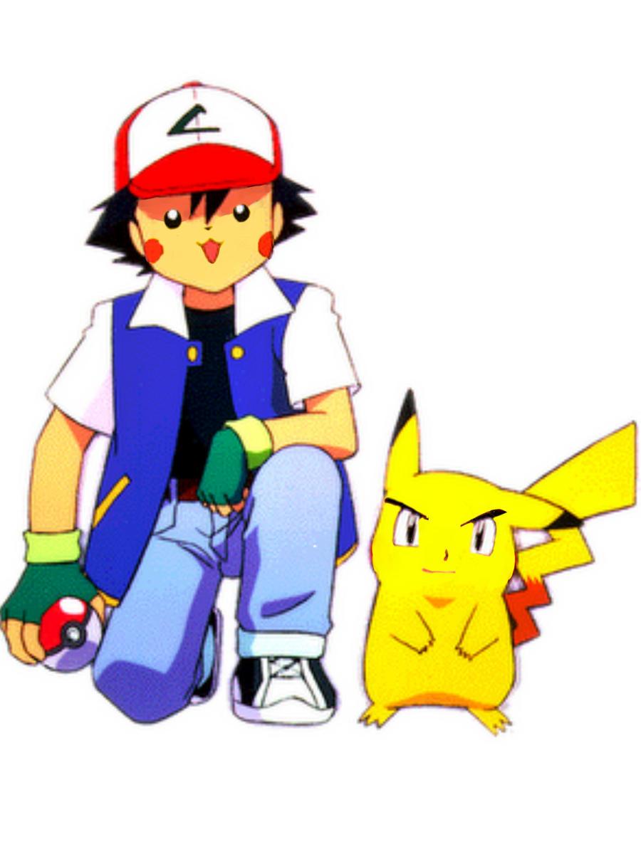 Misty and Pikachu take on Ashs Pokeballs  Pokemon Parody