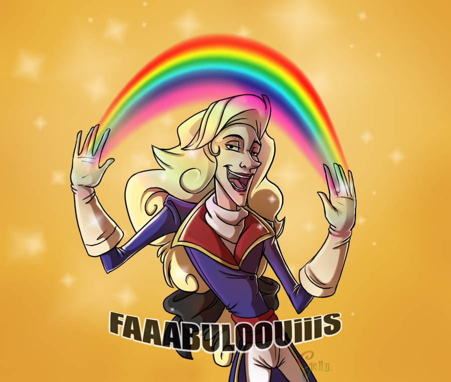 Fabulouis by Gellyh