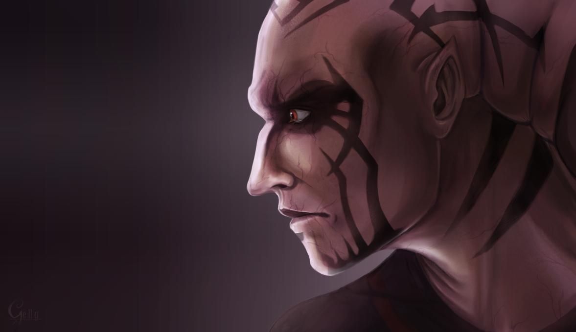 The Devil Himself by Gellyh